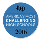 Washington Post - America's Most Challenging High Schools 2015